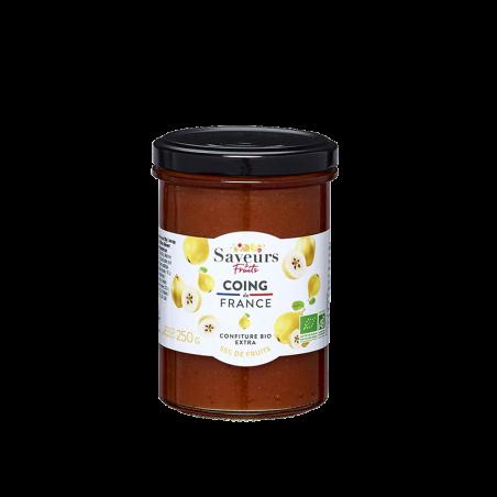 Saveurs&Fruits - Confiture Coing de France Bio
