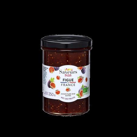 Saveurs&Fruits - Confiture Figue de France Bio