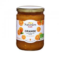 Saveurs&Fruits - Confiture d'Orange Bio