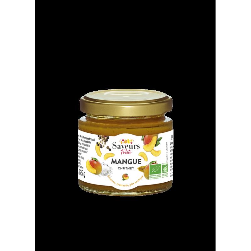 Saveurs&Fruits - Chutney de Mangue Bio