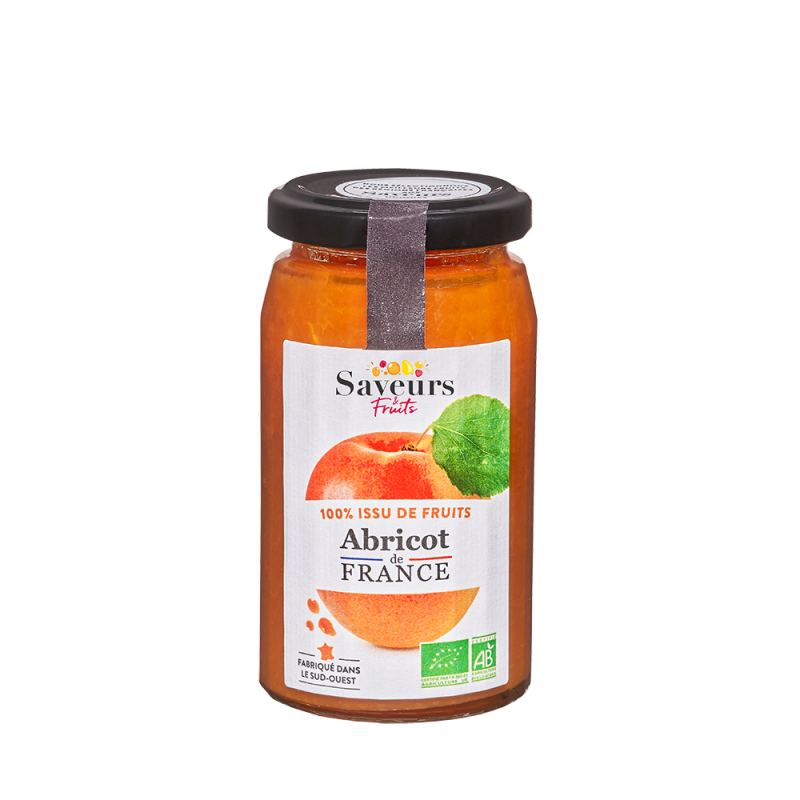 Saveurs&Fruits - Abricot de France Bio