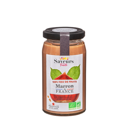Saveurs&Fruits - Marron de France Bio