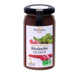 Rhubarbe de France
