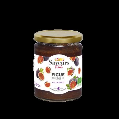 Saveurs&Fruits - Confiture de Figue Bio
