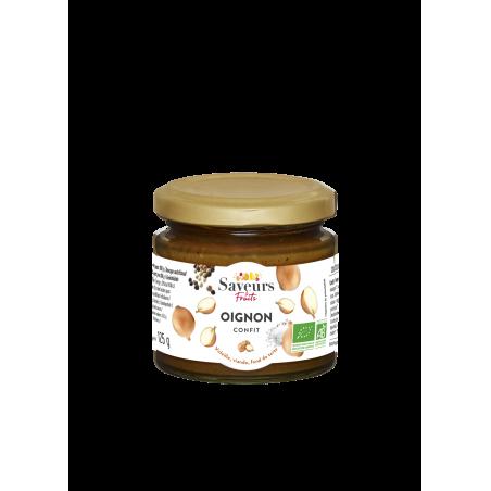 Saveurs&Fruits - Confit d'Oignon Bio