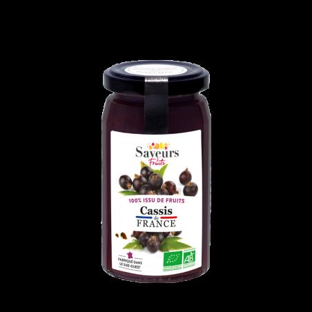 Saveurs&Fruits - Cassis de France Bio
