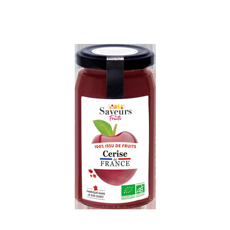 Saveurs&Fruits - Cerise de France Bio