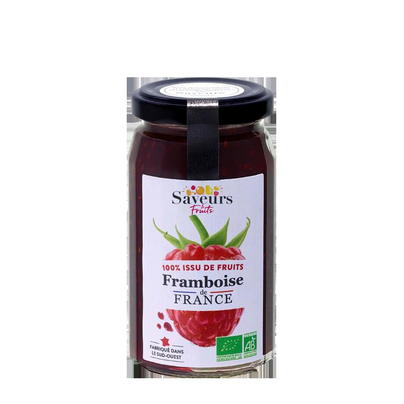 Saveurs&Fruits - Framboise de France Bio