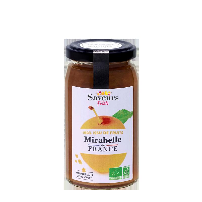 Saveurs&Fruits - Mirabelle de France Bio