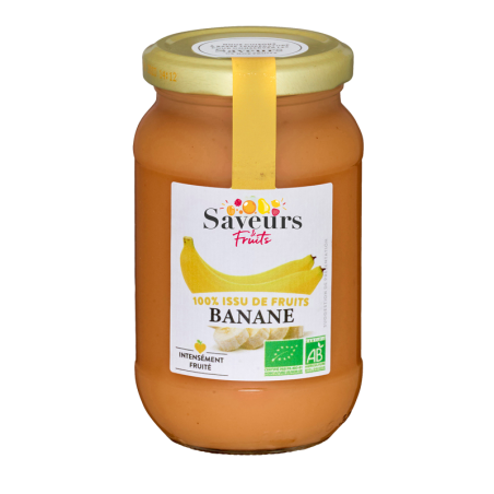 Saveurs&Fruits - Banane Bio