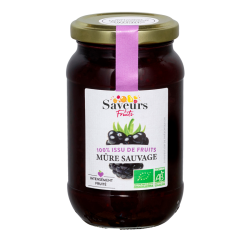 Saveurs&Fruits - Mûre sauvage Bio