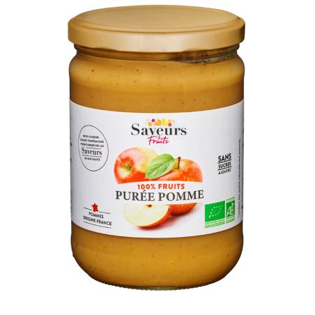 Saveurs&Fruits - Pomme Bio