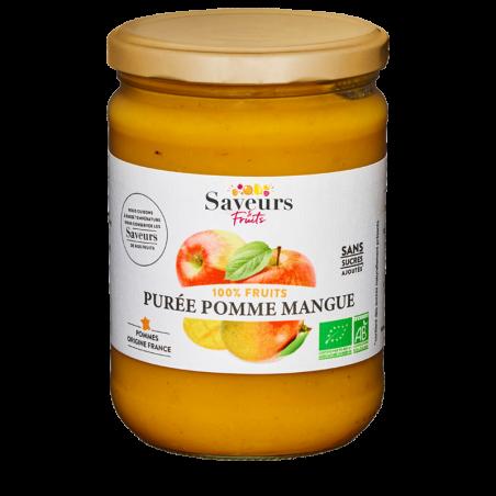 Saveurs&Fruits - Pomme Mangue Bio