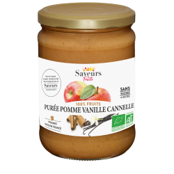 Pomme Vanille Cannelle